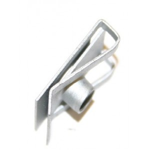 Ecrou pince bord de tôle M5 (DACROMET) par sachet de 50pcs