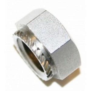serecrou TYPE K ACIER M5 pour des toles de 1mm mini par sachet de 50 pcs