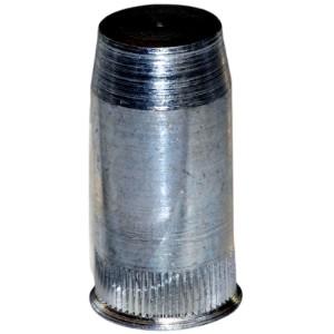 Écrou à sertir en aveugle inox BORGNE M10 X 26 SERFIN - quantité/sachet : 10